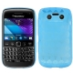 TPU Silicon Case Kubus Patroon Blauw voor BlackBerry 9790 Bold