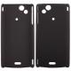 Hard Case Thin Zwart voor Sony Ericsson XPERIA Arc