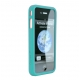 Cygnett Snaps Silicone Frame Blauw voor iPhone 4