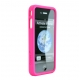 Cygnett Snaps Silicone Frame Roze voor iPhone 4