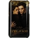 Largus QDOS Hard Case Twilight Edward & Bella Zwart voor Apple iPhone 3G / 3GS