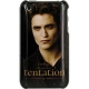 Largus QDOS Hard Case Twilight Edward Zwart voor Apple iPhone 3G / 3GS