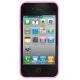 Uunique Hard Shell Reflect Roze voor Apple iPhone 4/ 4S