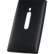 Nokia Silicon Case CC-1031 Zwart voor Lumia 800