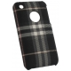 Energy Hard Case Coque Clan Zwart voor Apple iPhone 3G/ 3GS