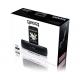 Gear4 Draagbare Luidspreker StreetParty Compact Zwart voor iPod/ iPhone