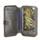 Griffin Ledertasje Elan Passport Wallet Platinum voor iPhone 4/ 4S