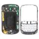 BlackBerry 9900 Bold Touch Cover Set Zwart