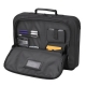 Targus Deluxe Laptop Tas Zwart 15.4 inch
