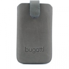 Bugatti SlimCase Pierced Grijs Maat SL