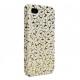 DS.Styles Hard Case Rilievo Series Wit voor Apple iPhone 4/ 4S