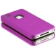 Cable Technologies TPU Case iSlimFit Pink voor Apple iPhone 4/ 4S