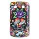 Ed Hardy Faceplate Eternal Love voor BlackBerry 9700 Bold
