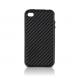 Gear4 Hard Case IceBox Edge Carbon Zwart voor Apple iPhone 4