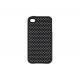 Gear4 Hard Case IceBox Edge Perforated Zwart voor Apple iPhone 4/ 4S