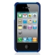 Griffin Hard Case Elan Form Graphite Blauw voor iPhone 4/ 4S