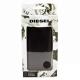 Diesel Leder Beschermtasje New Welton Zwart voor Apple iPhone 4/ 4S