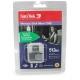 SanDisk Geheugen Stick Micro (M2) 512MB met Adapter