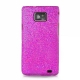 DS.Styles Hard Case Zirconia Hot Pink voor Samsung i9100 Galaxy S II