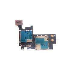 Samsung GT-N7100 Galaxy Note 2 Sim Kaart Lezer