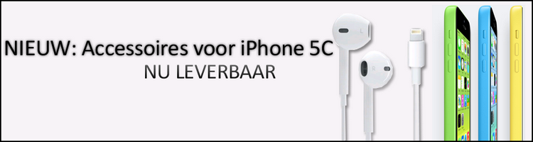 iPhone5C Accessoires